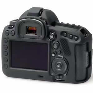 For Canon EOS 5D Mark IV 5D4 5D3 CASE Silicone Rubber Protective Body Cover Case