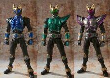 S.I.C. Kiwami Damashii Masked Kamen Rider Kuuga 3 Form Set Action Figure Bandai