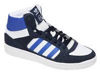 adidas Originals Pro Play Sneaker Trainers Turnschuhe weiß-blau Herren NEU