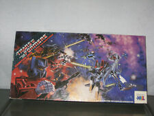 1984 VTG Transformers Defeat the Decepticons Adventure Board Game Complete