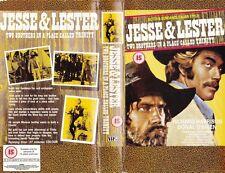 Jesse & Lester Place Called Trinity - VHS (Richard Harrison Spaghetti Western)