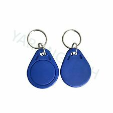 MIFARE Classic 1K Tag RFID Smart 13.56Mhz ISO14443A Door Access -100pcs (Blue)