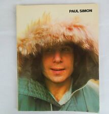Paul Simon Songbook 1972 Sheet Music Book 70's Rock & Roll Pop