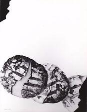Ruth Francken Black Bread circa 1970 Original Vintage Print