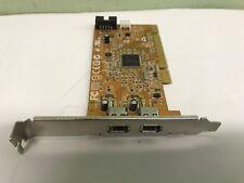 HP Dual FireWire 1394 Port PCI Card 354614-008 515182-001
