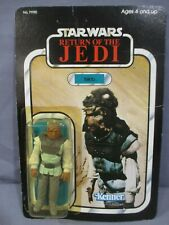 STAR WARS Vintage NIKTO 77-Back UNPUNCHED Return of the Jedi ROTJ 1983