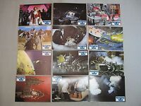 STERNENKRIEG IM WELTALL Aushangfotos Lobbycards Kinji Fukasaku 1978