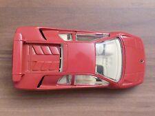 Lamborghini Diablo Rouge Burago 1:43
