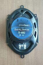 Power Bass Auto Sound Speaker S 682 (Single)