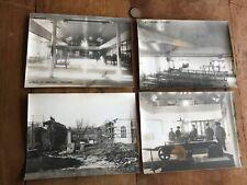 photographie ancienne de métier numéro 43 fabriquant aviation ?