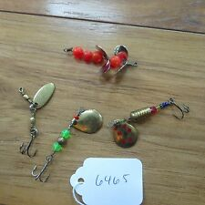 New listing Vintage Swiss Swing & others fishing lures (lot#6465)