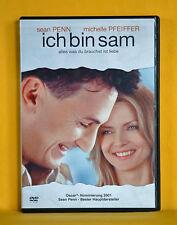 Ich bin Sam * DVD(2002) m.Sean Penn/ Michelle Pfeiffer*RARITÄT***SOFORT***