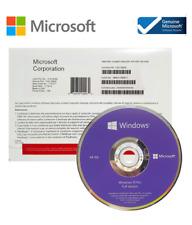 WINDOWS 10 PRO PROFESSIONAL 32/64 BIT CODICE DVD ORIGINALE ESD LICENZA MICROSOFT