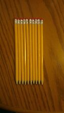 PERSONALISED HB PENCILS (10 PACK) PRINTED FOR LEFT HANDED USER BACK TO SCHOOL