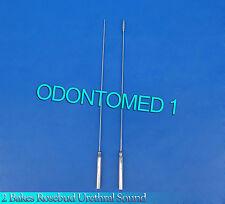 2 Pcs Bakes Rosebud Urethral Sounds 2mm+5mm