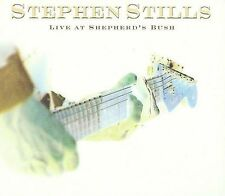 Live at Shepherd's Bush [Digipak] by Stephen Stills (CD, Nov-2009, 2 Discs, Eyewall Records)