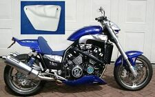 Yamaha V-Max 1200 Muscle Side Panels in G.R.P. © Exactrep