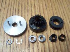 5309 Traxxas Revo 3.3 Clutch Flywheel 14t Bell Gear Nut Spring Bearings Clip 14