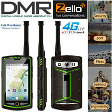 DMR 4G Android Rugged Waterproof Smartphone Walkie Talkie Digital Mobile Radio