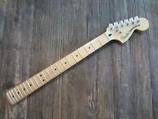 2014 Fender Deluxe Roadhouse Stratocaster Neck + Tuners | 22-Frets, Maple Board