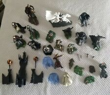 Lord Of The Rings 46 Piece Action figures @Accessories Pre-owned Loose