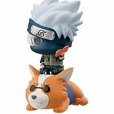Megahouse Petit Chara Land Naruto Shippuden Kakashi Hatake Anime Manga Figure