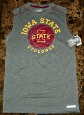 """New"" Iowa State Cyclones ~ Muscle Tank Shirt ~ Ncaa Men's S 34 / 36 Basketball"