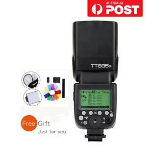 AU Godox TT685S 2.4G HSS TTL II GN60 Camera Flash Speedlite for Sony MI Hot Shoe