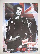 Sex Pistols, Authentic 1980's Poster