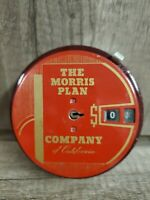 Vintage Add O Bank Coin Bank The Morris Plan Company No Key