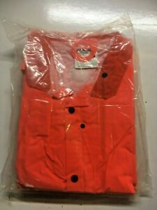 River City 2413 Classic Plus 3-Piece Rain Suit - Orange Size Large