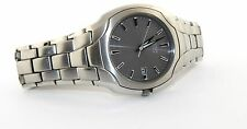 Men's Citizen Eco-Drive Stainless Steel Silver Dial Watch BM6010-55A