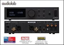 Audiolab M-DAC, Aussteller-N1 - Digital-Analog Wandler Schwarz