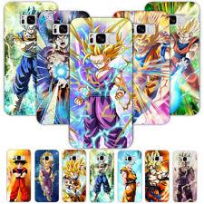 Anime Manga Dragon Ball Z Goku Gohan Hard Phone Case Cover For Samsung S6/7E S8+