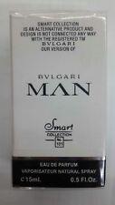 Smart Collections Bvlgari Man Cologne Perfume Natural Spray 0.5 oz