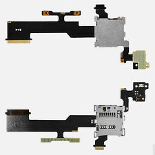 NUOVO HTC One M8 SD Memory Card Reader Prossimità Sensore VOLUME BUTTON FLEX RIBBON