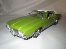 "Lane ExactDetail Replicas"" 71 Oldsmobile Cutlass Supreme SX 1:18 CONFEZIONE ORIGINALE!!!"