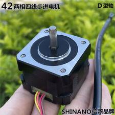 Shinano 18deg 42mm Nema17 2 Phase 4 Wire Stepper Motor Diy 3d Printer Cnc Robot