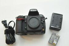Nikon USA D700 12.1 MP CMOS FX Digital SLR Camera Stuck Viewfinder Curtain
