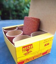 Delta Rockwell 836 Sanding Drum Sleeves - Box of Six - Made in USA