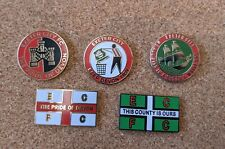 More details for exeter city fc pin badge set