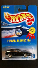 Ferrari Testarossa - Hot Wheels frm Mattel 1:64 *** NOC
