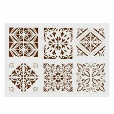Layering Stencils For Walls Painting Scrapbooking Template Decor DIY Craft