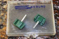 SEEBURG JUKEBOX GENUINE PICKERING GREEN DIAMOND STEREO STYLII NO. 253794 - NOS