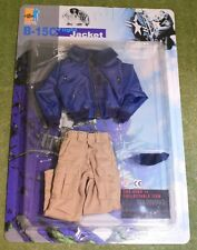 DRAGON 1/6 SCALE US AVIATOR B-15C FLIGHT JACKET FOR DRAGON DID FIGURES 71082
