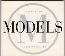 Models - I Hear Motion The Boxcar Remixes - CD (Mushroom D11528) 5 x Track