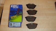 FIAT COUPE 2.0cc 20v EBC STANDARD REAR BRAKE PADS P/N DP1214 QUALITY BRAKE PADS
