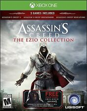 neuf assassin's creed : The Ezio Collection (Microsoft Xbox One, 2016)