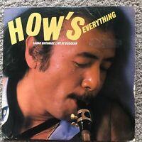 Sadao Watanabe - How's Everything Live At Budokan - New Vinyl Record LP