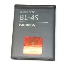 Nokia BL-4S Battery Pack 3.7 Volts for 2680 3600 Slide 7610 Supernova Cellphone